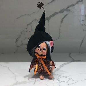 Annalee Halloween 🎃 Witch Mouse